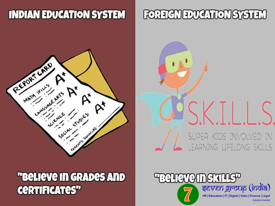 Indian education vs overseas education